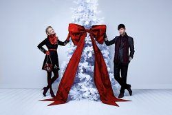 Święta, choinka świąteczna
