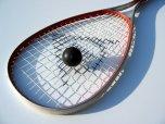 Rakieta i piłeczka do squasha