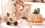Dekoracje świąteczne na Wielkanoc, kolekcja Natural Touch
