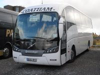 autobus wycieczkowy