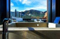 hotel z widokiem na góry