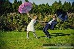 sesja ślubna pary młodej